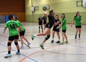 Handball: Herren mit Niederlage – Damen mit Punktgewinn