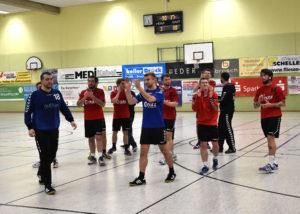 Handball Herren mit Auswärtssieg