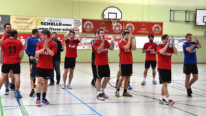Handball: Herren I mit wichtigem Sieg – Damen feiern Klassenerhalt