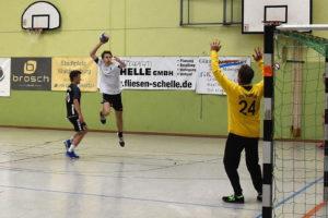 Heimspieltag der Handballer