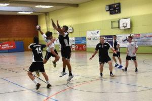 Handball-Herren mit erfolgreichem Saisonauftakt