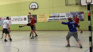 Handballer gewinnen letztes Saisonspiel deutlich gegen TSV Simbach II 29:20