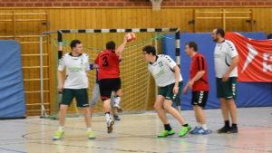 Letzte Saisonspiele der Handballer
