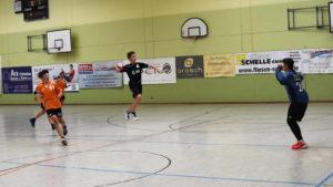 Jugendhandball vom Wochenende