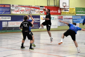 Handballherren mit bitterer Niederlage