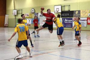 Waldkraiburger Handballer starten mit Niederlage in die neue Saison