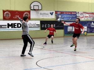 Handballherren erneut sieglos gegen Eggenfelden