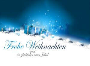 Weihnachtsgrüße der Handballabteilung