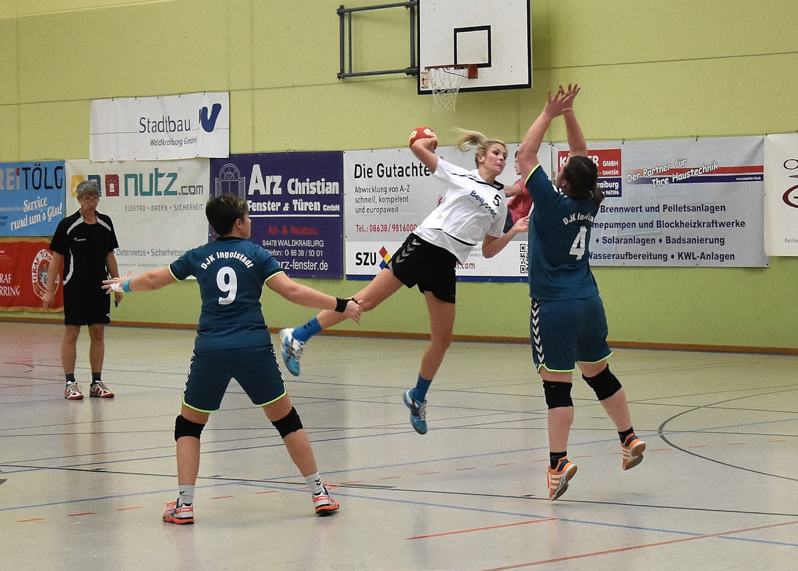 Handballergebnisse vom Wochenende