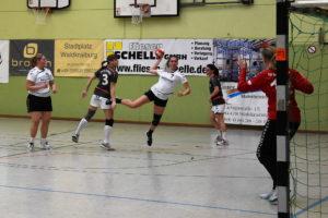 Handballherren Auswärts gegen Tabellennachbarn ASV Dachau II