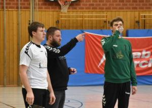 Handballherren mit schweren Heimspiel gg. den TSV Schleißheim