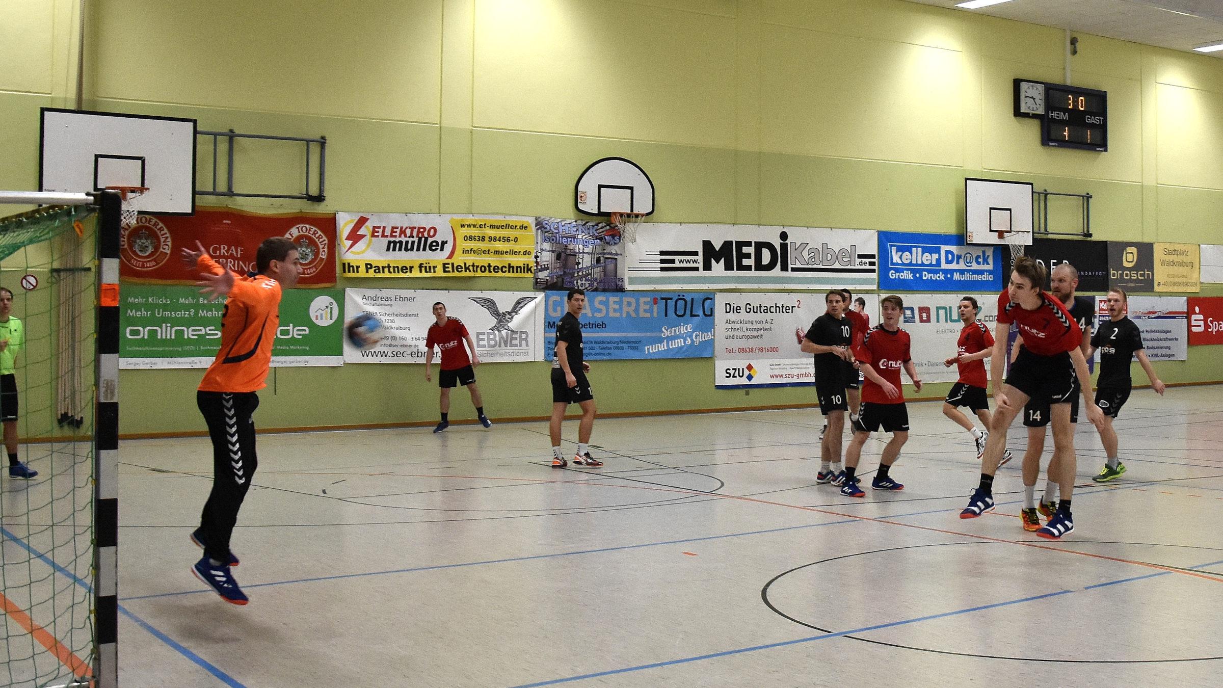 Handballherren erneut Sieglos