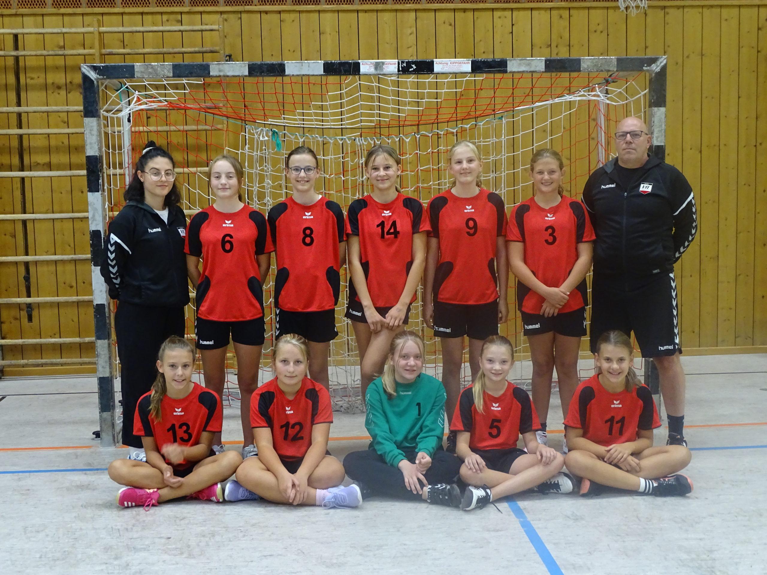 Weibliche Jugend D — Bezirksklasse Altbayern