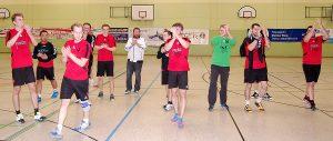 Waldkraiburger Handball-Herren beenden die Saison 2016/2017 mit zwei Heimsiegen