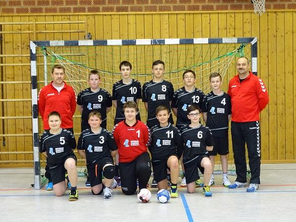 Handballjugend geht in die zweite Qualifikationsrunde