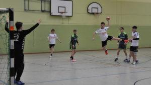 Weibliche und Männlichen B-Jugend – letzte Qualifikationsrunde am Samstag