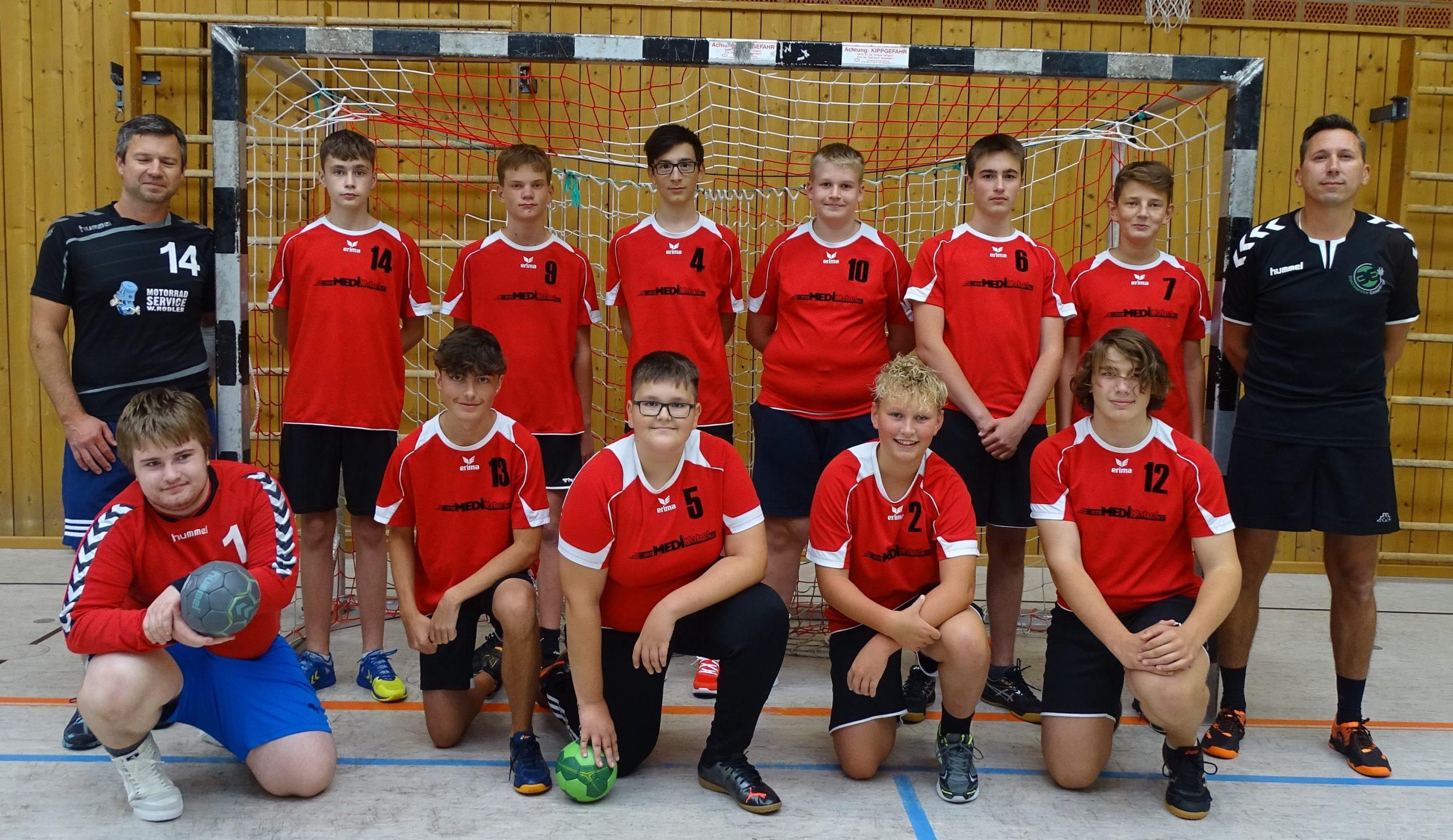 Männliche Jugend C — Übergreifende Bezirksliga