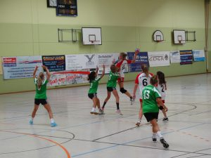 DHB Kempa Mobil und Saisonstart der Handballer