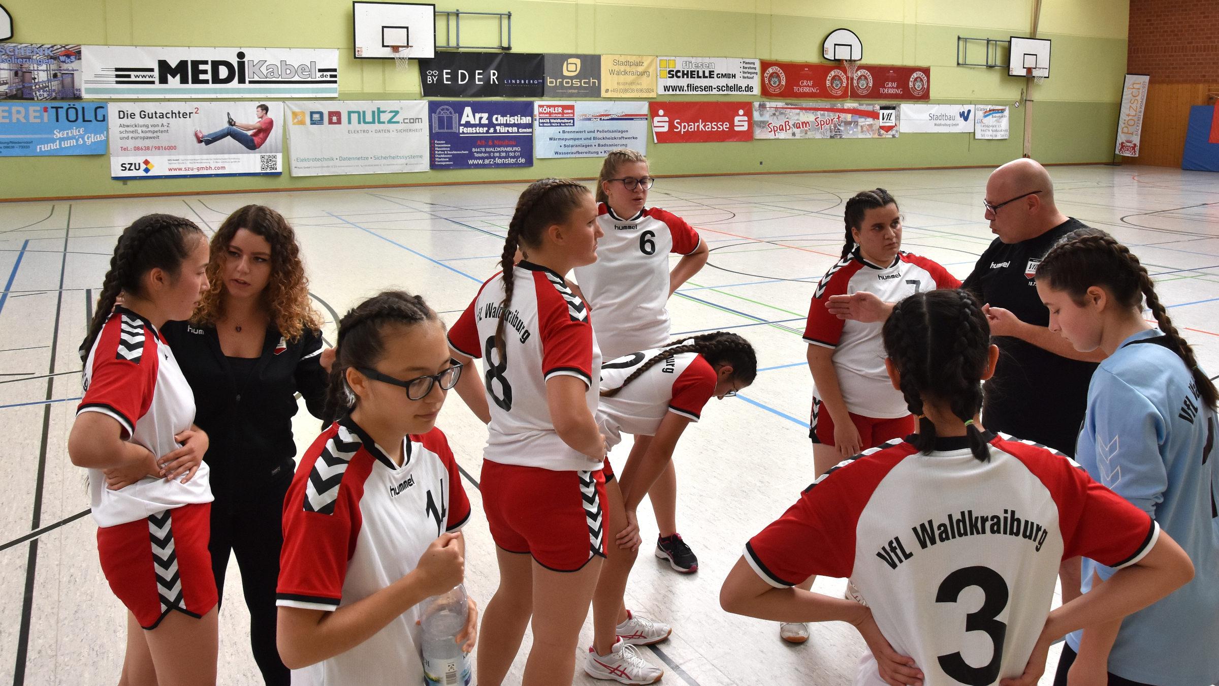 Handball vom Wochenende