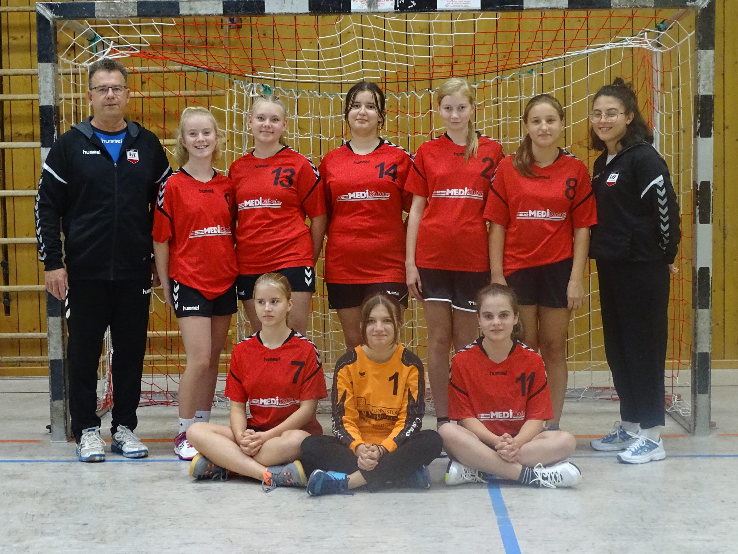 Weibliche Jugend C — Übergreifende Bezirksliga